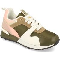 Sapatos Mulher Sapatilhas Buonarotti 1CD-1089 Verde