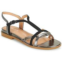 Sapatos Mulher Sandálias Karston SOBIO Preto