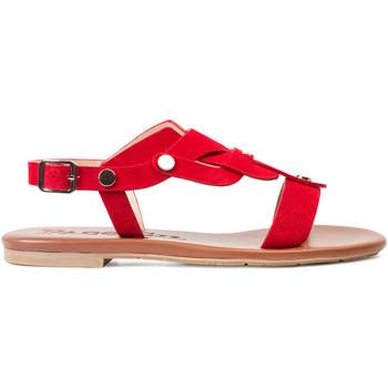 Sapatos Mulher Sandálias Paco Gil ANGELA Vermelho
