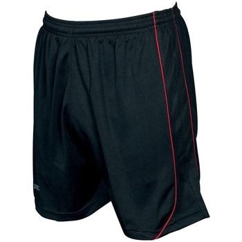 Textil Shorts / Bermudas Precision  Preto/Vermelho