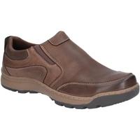 Sapatos Homem Mocassins Hush puppies  Brown