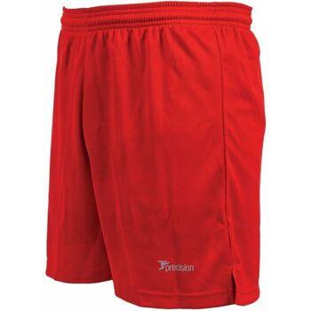 Textil Criança Shorts / Bermudas Precision  Anfield Red
