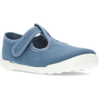 Sapatos Rapaz Sapatilhas de ténis Vulladi SAPATOS  PIQUE 4771 AZUL