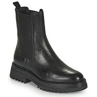 Sapatos Mulher Botas baixas JB Martin OPTIMISTE Preto