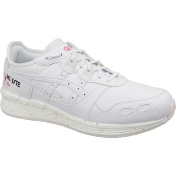 Sapatos Mulher Sapatilhas Asics Asics HyperGel-Lyte Blanc