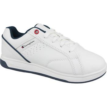 Sapatos Criança Sapatilhas Champion Ace Court Tennis As Blanc