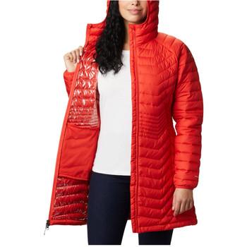 Textil Mulher Sweats Columbia Powder Lite Mid Jacket Orange