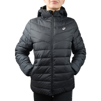 Textil Mulher Quispos Asics W Padded Jacket Noir