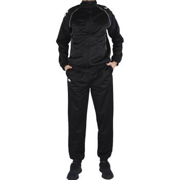 Textil Homem Todos os fatos de treino Kappa Ephraim Training Suit Noir