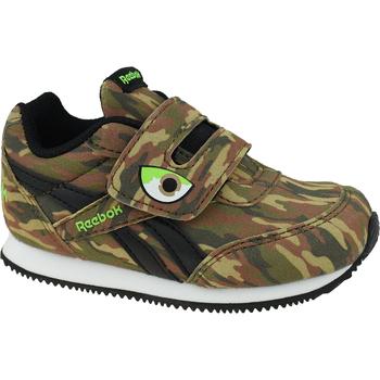 Sapatos Criança Sapatilhas Reebok Sport Royal Classic Jogger 2.0 K Kaki