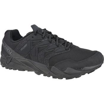 Sapatos Homem Sapatos de caminhada Merrell Agility Peak Tactical Noir