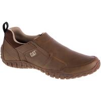 Sapatos Homem Sapatilhas Caterpillar Opine Marron