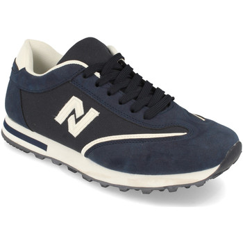 Sapatos Homem Sapatilhas Kalasity EV902 Marino