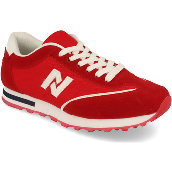 Sapatos Homem Sapatilhas Kalasity EV902 Rojo