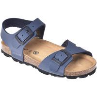 Sapatos Criança Sandálias Grunland SB0025 Azul