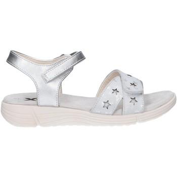 Sapatos Rapariga Sandálias Xti 57203 Plateado