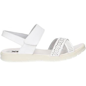 Sapatos Rapariga Sandálias Xti 57087 Blanco
