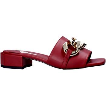 Sapatos Mulher Chinelos Grace Shoes 971Y023 Vermelho