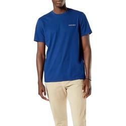 Textil Homem T-Shirt mangas curtas Dockers  Azul