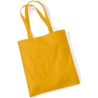 Malas Cabas / Sac shopping Westford Mill W101 Mostarda