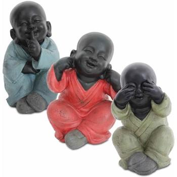 Casa Estatuetas Signes Grimalt Buda Não Ver / Ouvir / Falar Em Setembro 3U Multicolor
