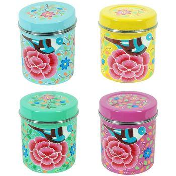 Casa Malas, carrinhos de Arrumação  Signes Grimalt Tea Box 4 De Setembro Units Multicolor