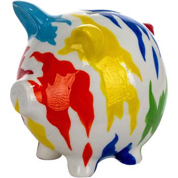 Casa Estatuetas Signes Grimalt Pig Piggy Bank Amarillo