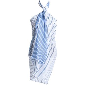 Textil Mulher Pareo Isla Bonita By Sigris Pareo Azul