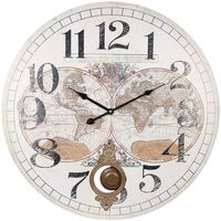 Casa Relógios Signes Grimalt 58 Relógio Mundial Blanco