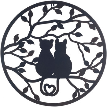 Casa Quadros, telas Signes Grimalt Ornamento Negro
