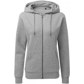 Textil Mulher Sweats Asquith & Fox AQ081 Heather Grey
