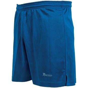 Textil Criança Shorts / Bermudas Precision  Royal Blue