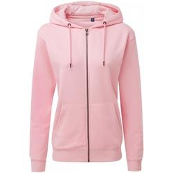 Textil Mulher Sweats Asquith & Fox AQ081 Rosa suave