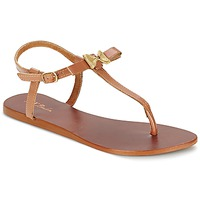 Sapatos Mulher Sandálias Betty London BASTINE Camel