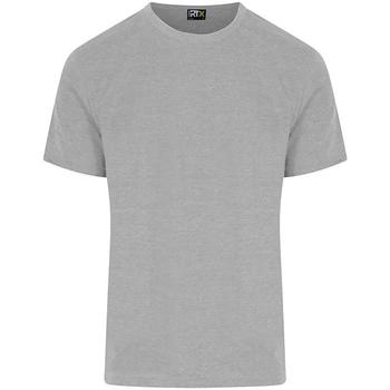 Textil Homem T-Shirt mangas curtas Pro Rtx RX151 Cinza Heather