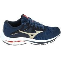Sapatos Homem Sapatilhas de corrida Mizuno Wave Inspire 17 Indial Or Rouge Vermelho