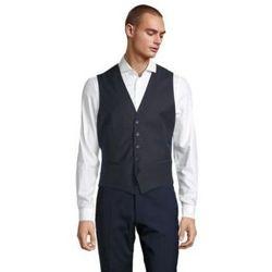 Textil Homem Coletes Sols MAX MEN Negro noche