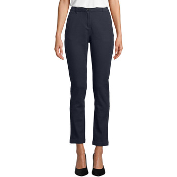 Textil Mulher Chinos Sols GUSTAVE WOME Negro noche