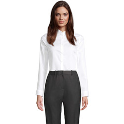 Textil Mulher camisas Sols BLAISE WOME Blanco ?ptimo