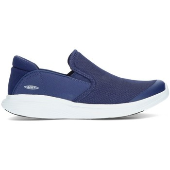Sapatos Homem Sapatilhas Mbt MODENA II SLIP ON SHOES 702809 MARINHA