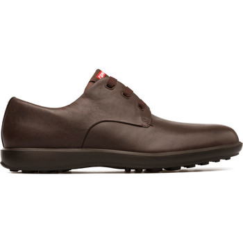 Sapatos Homem Sapatos Camper ATOM WORK SHOES 18637 CASTANHO
