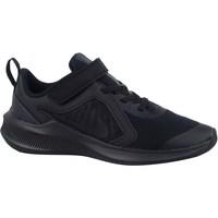 Sapatos Criança Sapatilhas Nike Downshifter 10 Psv Preto