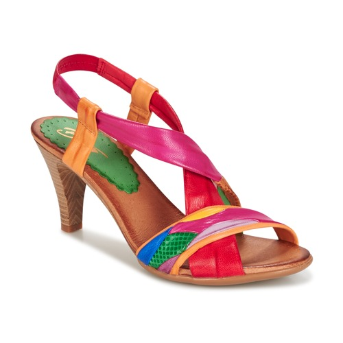 Sapatos Mulher Sandálias Betty London POULOI Multicolor