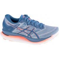 Sapatos Mulher Sapatilhas de corrida Asics GlideRide Bleu