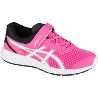 Sapatos Criança Sapatilhas de corrida Asics Ikaia 9 PS Rose