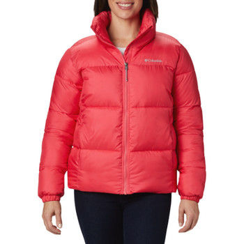 Textil Mulher Sweats Columbia Puffect Jacket Rouge