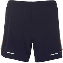 Textil Mulher Shorts / Bermudas Asics 5.5 In Short Noir