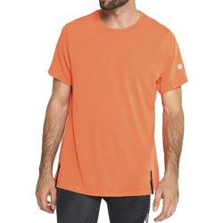 Textil Homem T-Shirt mangas curtas Asics Gel-Cool SS Top Tee Orange
