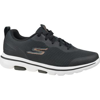 Sapatos Homem Sapatilhas Skechers Go Walk 5 Squall Noir