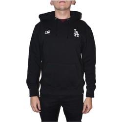 Textil Homem Sweats 47 Brand MLB Los Angeles Dodgers Hoodie Noir